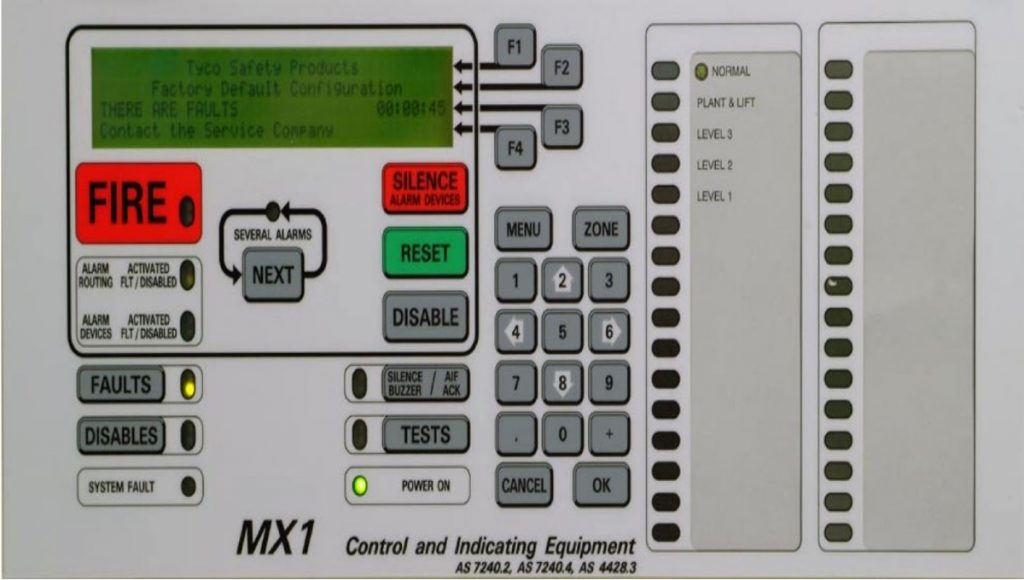 in4training-fire-warden-training-course-featured image of alarm panel